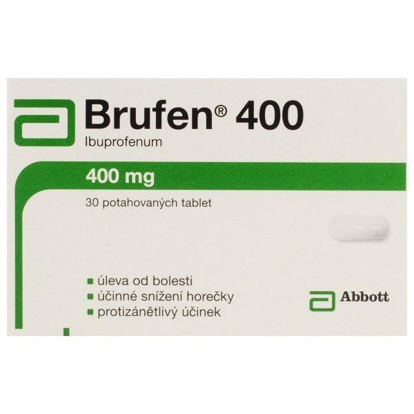 BRUFEN Generique 400 mg