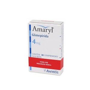 Generic Amaryl 4 mg