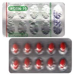 Accutane Générique (Irotin) 10 mg
