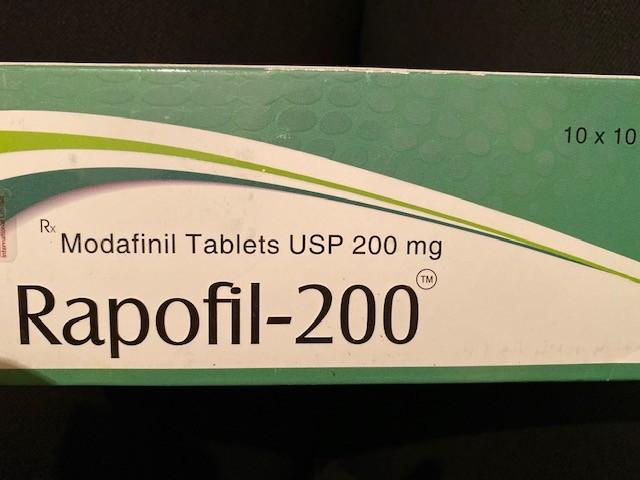 Modvigil Modafinil Modiodal 200 mg