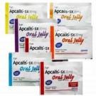 Apcalis SX (Cialis Generique) 20 mg