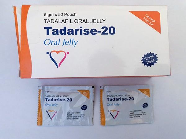 Tadalafil Tadalia strisce 20mg