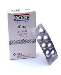 Generic Zocor 10 mg