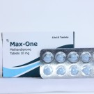 Max One (Methandienone) steroid 10mg Original