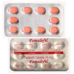 Cialis para Mujeres (Femalefil)10 mg