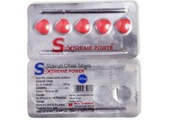 Sextreme Power - Sildenafil Citrate 120mg R