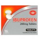 Generic Ibuprofen (Motrin) 200 mg