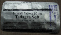Cialis Tadalafil Soft Chewable 20 mg
