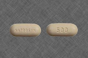 Generic Naprosyn (Naproxen) 500 MG