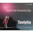 Tadalafil Tastylia orally disintegrating streaps