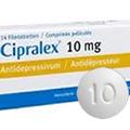 Cipralex 10mg, Lexapro, Escitalopram, ANTIDEPRESSEURS