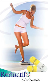 Comprar Reductil Meridia Sibutramine Trimex - bajar de peso