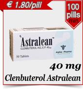 Clenbuterol 40 mg